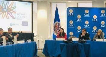 Reunión para la Programación para la Reducción de la Demanda de Drogas en las Américas en el 2019