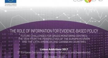 2ª Conferencia Europea sobre Comportamientos Adictivos y Adicciones, Lisbon Addictions