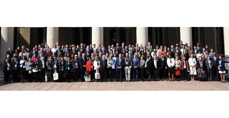 Conferencia birregional sobre el desarrollo del uso de las medidas alternativas a la privación de la libertad