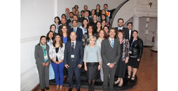 1ª Reunión para la validación de los criterios básicos de calidad y evidencia para programas de tratamiento