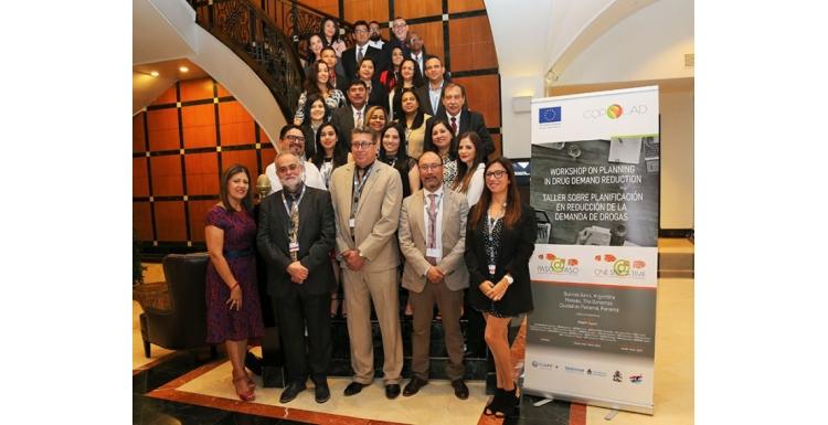 Taller formación del sistema de planificación: Paso@Paso, para países de Meso-América y Caribe hispano-parlante
