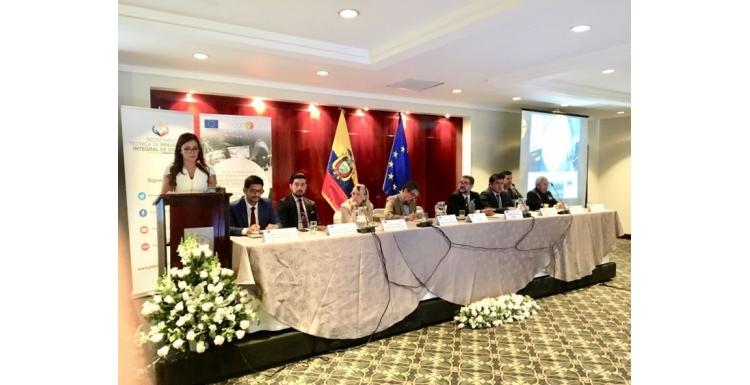 2ª Reunión birregional CELAC-UE para el intercambio de buenas prácticas: Mecanismos eficientes para contrarrestar las rutas del tráfico ilícito de cocaína