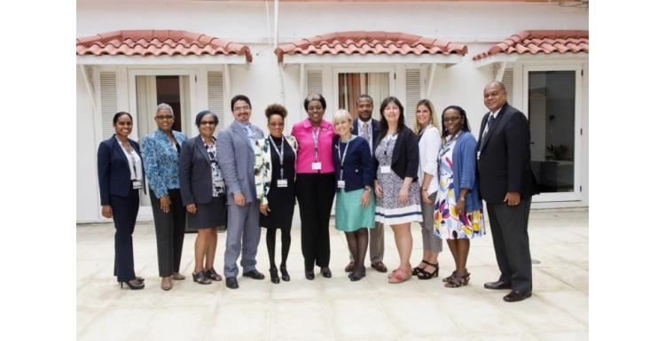 1ª Reunión adaptación y validación de los criterios de calidad y base en la evidencia en los países del Caribe