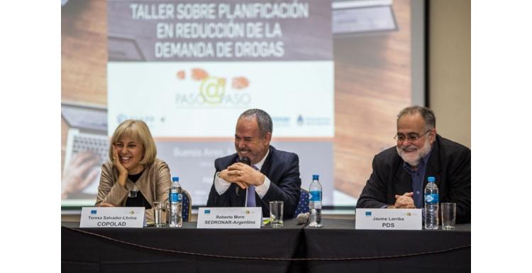 Taller formación  del sistema de planificación: Paso@Paso, para Cono Sur y países Andinos