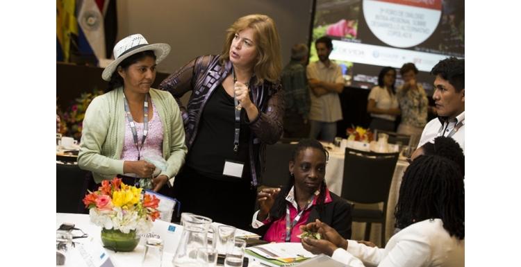 Intercambio intra-regional de buenas prácticas y aprendizaje horizontal en el ámbito del desarrollo alternativo