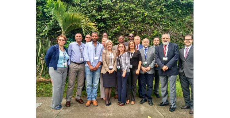 1ª Reunión del Nivel de Coordinación y Consultivo del Grupo de Trabajo (GT) Fortalecimiento de la capacidad de los Observatorios Nacionales sobre Drogas para elaborar un informe nacional (Habla inglesa)