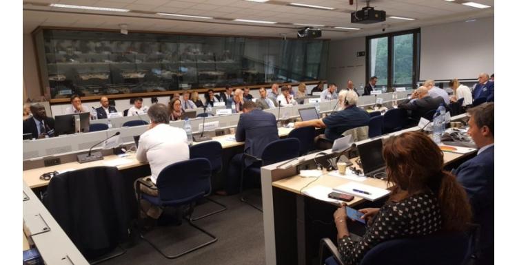 Reunión de Expertos sobre Drogas: Ciclo de Actuación de la UE 2018-2021 y Programas de Cooperación en políticas de drogas