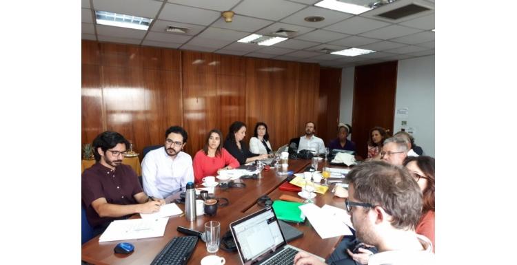 """2ª Reunión del Grupo de Trabajo (GT) Diseño de estudios para evaluar y validar escalas e indicadores de """"Uso Problemático de Drogas"""