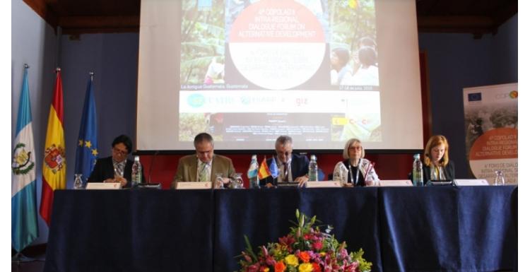 4º Foro de diálogo intra-regional sobre Desarrollo Alternativo