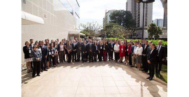 2ª Reunión Regional sobre Nuevas Sustancias Psicoactivas (NSP) en el hemisferio oeste (Américas)