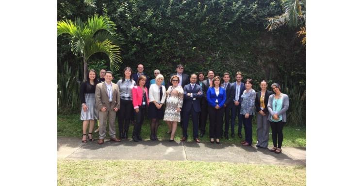 1ª Reunión de validación de los criterios de calidad y basados en la evidencia de los programas de prevención