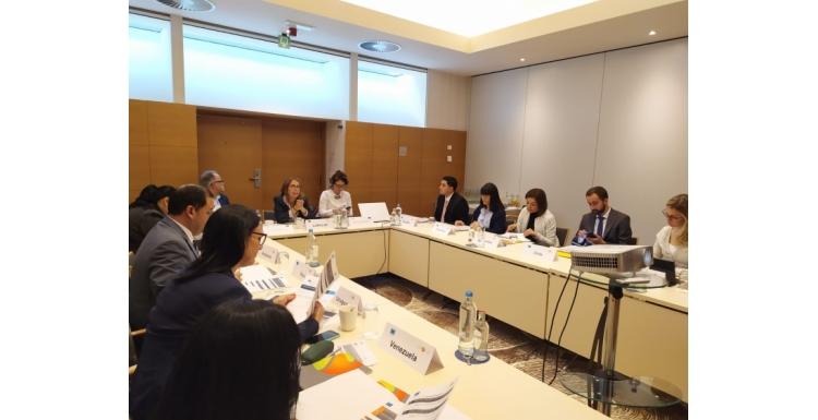 3ª Reunión de los Grupos de Trabajo 1 y 2 COPOLAD II en el ámbito de precursores