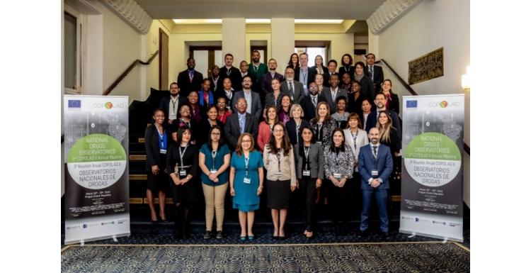 3ª Reunión Anual de Observatorios Nacionales de Drogas COPOLAD II