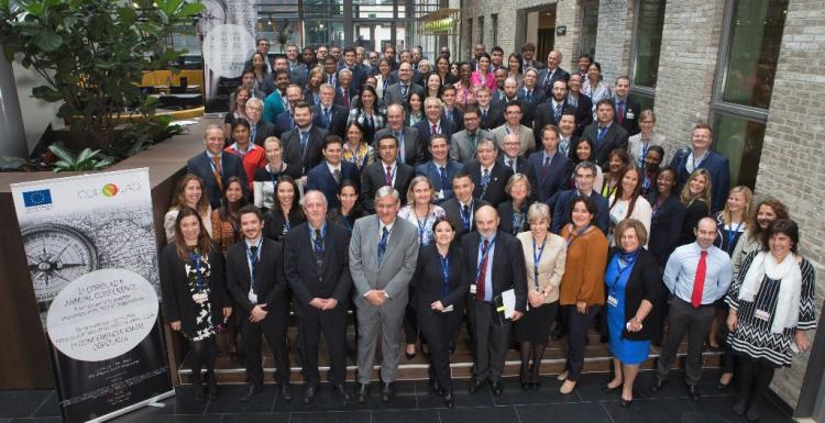 1ª Conferencia Anual de COPOLAD: