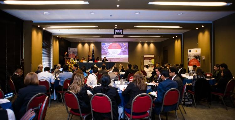 1er Foro de diálogo intrarregional sobre Desarrollo Alternativo