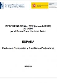 Informe Anual 2012 del punto focal REITOX España (EDADES)