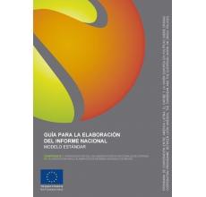 Guía Informe Nacional. Modelo estándar
