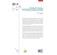 Matemáticamente detenidos, geométricamente condenados: la punitividad de los umbrales y el castigo al microtráfico