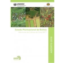 Bolivia: Monitoreo de Cultivos de Coca 2017