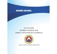 El Salvador: Informe Nacional 2018 sobre la situación de las drogas