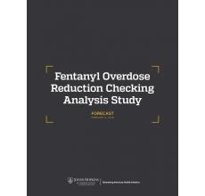 Fentanyl Overdose  Reduction Checking  Analysis Study