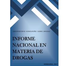 Honduras: Informe Nacional en Materia de Drogas 2017