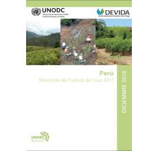 Perú: Monitoreo de Cultivos de Coca 2017