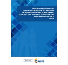 Programa de Seguimiento Judicial al Tratamiento de Drogas en el Sistema de Responsabilidad Penal para Adolescentes (SRPA)