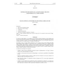 Plan de Acción de la UE en materia de Lucha contra la Droga 2017-2020
