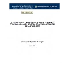 Evaluación de la Implementación de Ventanas Epidemiológicas en Centros de Atención Primaria de La Salud, 2011