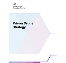 UK Prison Drugs Strategy