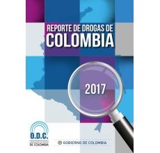 Reporte de drogas de Colombia 2017