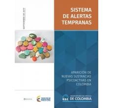 Aparición de Nuevas  Sustancias Psicoactivas en Colombia