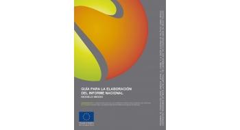 Guía Informe Nacional. Modelo medio