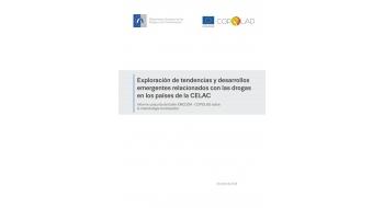 Exploración de tendencias y desarrollos emergentes relacionados con las drogas en los países de la CELAC