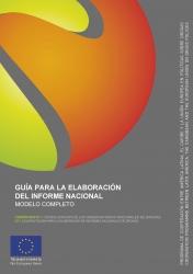 Guía Informe Nacional. Modelo completo