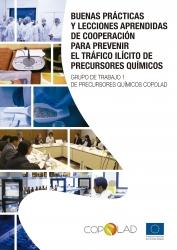 Buenas prácticas y lecciones aprendidas de cooperación para prevenir el tráfico ilícito de precursores químicos