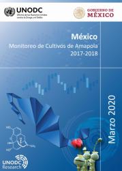 México: Monitoreo de Cultivos de Amapola 2017-2018